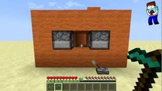 [Minecraft] Урок 75: Быстрая и автоматическая ферма пшеницы!