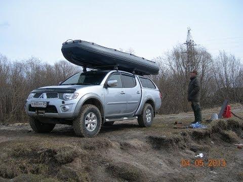 на рыбалку на л200
