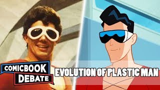 Evolution of Plastic Man in Cartoons, Movies & TV in 9 Minutes (2019)
