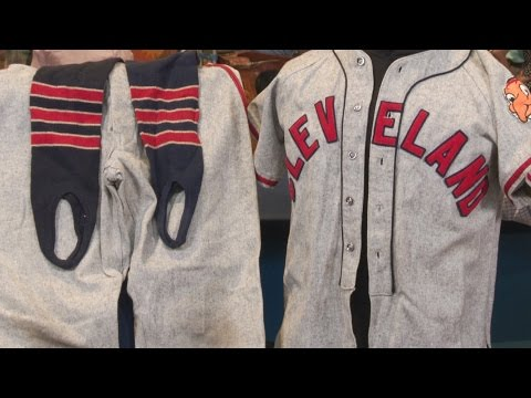 1948 Cleveland Indians Bat Boy Worn Uniform | Web Appraisal | Albuquerque