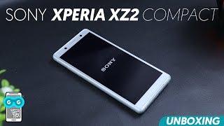 PERTAMA Kali Coba Snapdragon 845! Unboxing Sony Xperia XZ2 Compact