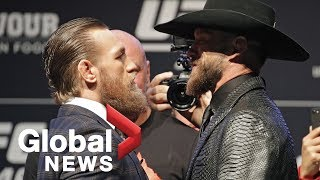 UFC 246: Conor McGregor vs Cowboy Cerrone Pre-fight Press Conference | FULL