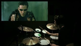 Drum Scoring In Real Time – The Matrix – Music by Tom Grosset