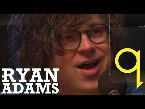 Ryan Adams is a Prisoner in Studio q