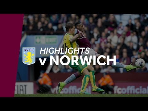 Aston Villa 2-0 Norwich | Highlights