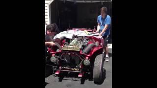 Austin Healey 3000 bn7 attempt 1 first attempt 40yrs