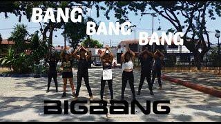 BIGBANG(빅뱅) Bang Bang Bang(뱅뱅뱅) dance cover by K-POWER from Ecuador