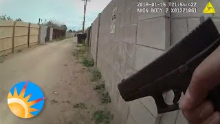 Tempe Police Department releases full video in Antonio Arce shooting