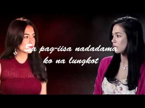 Ikaw ay Ako - Morissette and Klarisse (Lyrics on Screen)
