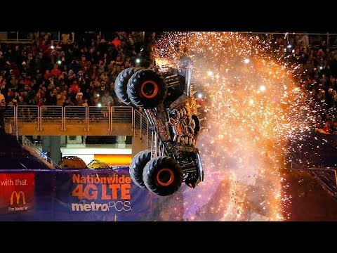 Download Monster Jam Top 5 Double Backflip Attempts