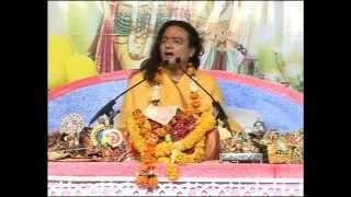 """Namami Samisan Nirvan Rupam bhajan by""""Aacharya Shri Ramji Maharaj"""""""