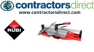 Rubi TI-S & TI-T Tile Cutters