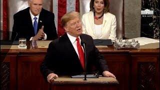 President Donald Trump strongly condemns late-term abortions and calls for ban