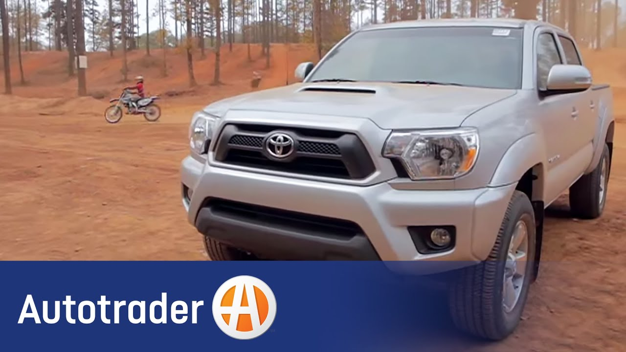 2013 Toyota Tacoma - Truck | Totally Tested Review | AutoTrader ...