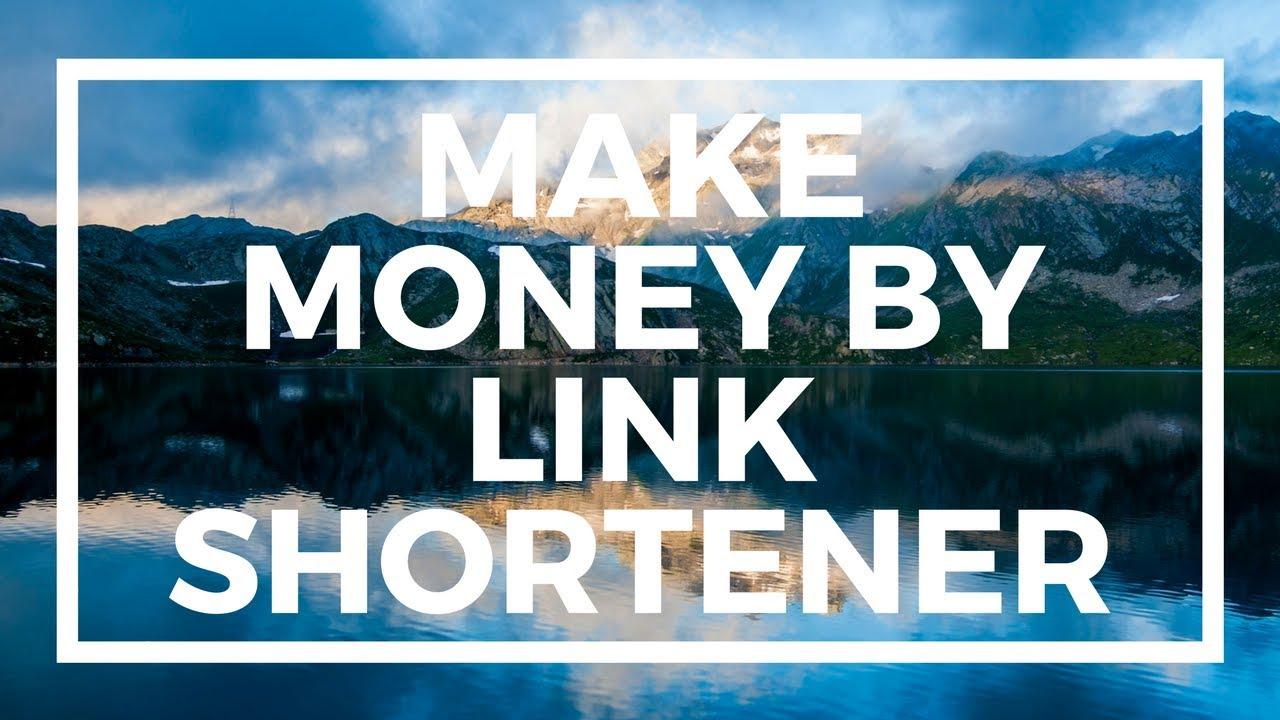 How To Make Money Online By Link Shortener I Earn Money Shorten Links