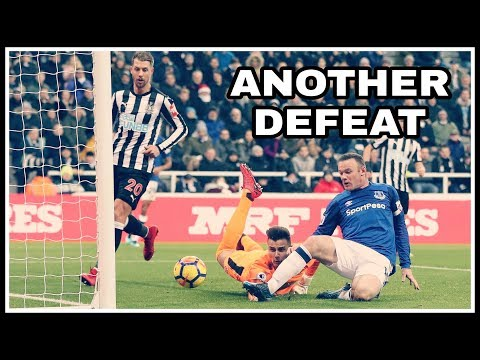 NEWCASTLE UNITED 0-1 EVERTON | QUICK THOUGHTS