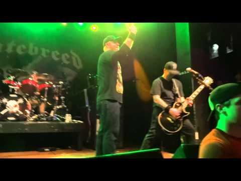 """Hatebreed """"The Language"""" (HD) (HQ Audio) Live in Joliet 1/23/2015"""