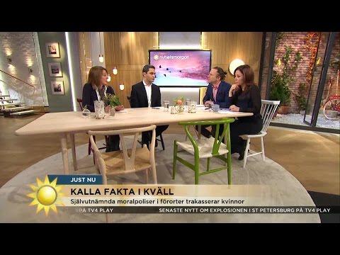 Könssegregation i svenska förorter  - Nyhetsmorgon (TV4)