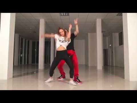 Владимир Шкредов и Алиса Доценко. Школа танцев без правил г.Краснодар