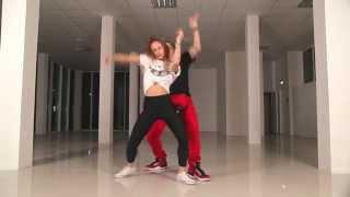 Владимир Шкредов и Алиса Доценко. Школа танцев без правил!!! г.Краснодар.