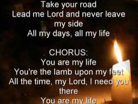 Lead Me Lord (with clean easy to follow Lyrics)