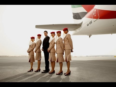 Cabin Crew Jobs Emirates Airlines - Unravel Travel TV