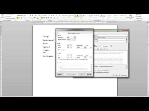 Automatisches Inhaltsverzeichnis in Word 2010 erstellen - wissenschaftliches Arbeiten