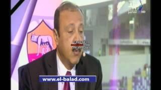 بالفيديو..محسن صالح: الجماهير حريصة على حضور 'ودية' الأهلى وروما لمتابعة محمد صلاح