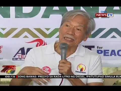 PNP, iginiit na walang permiso ang pagsama nina Satur Ocampo ng ilang kabataang lumad