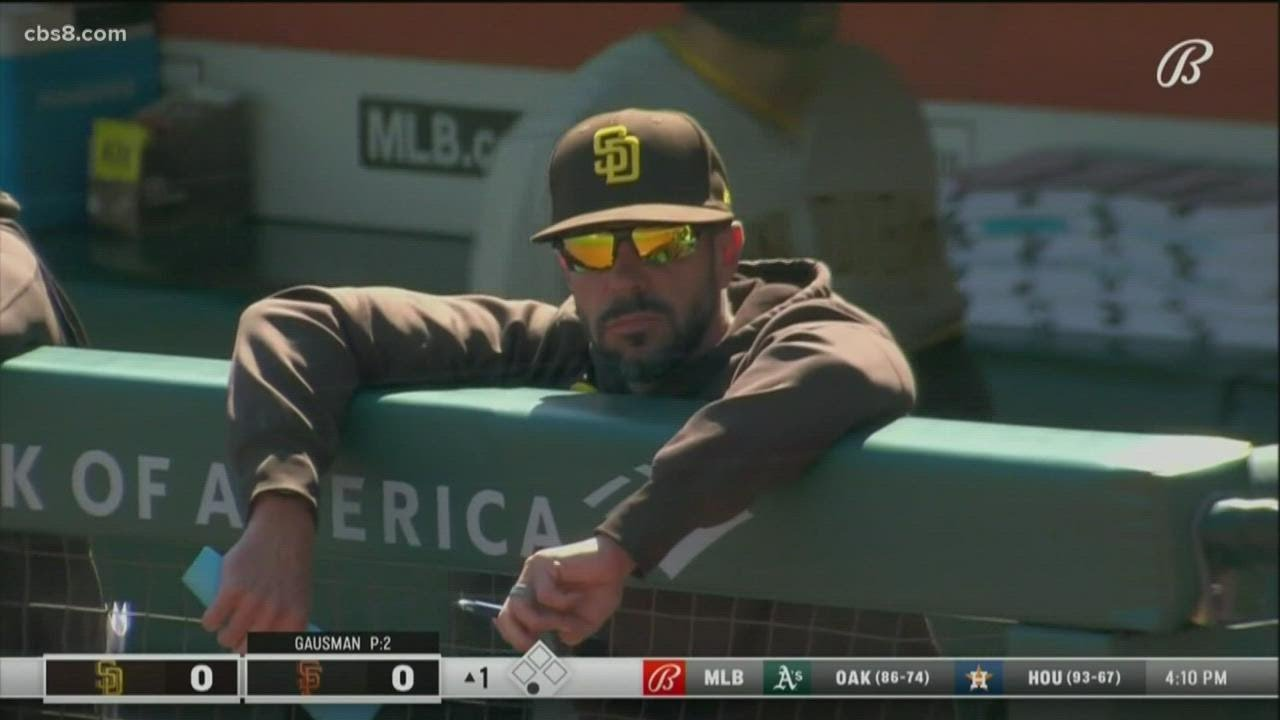 Download San Diego Padres fire manager Jayce Tingler