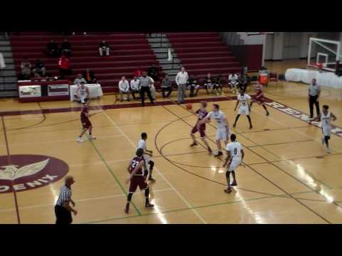 Dearborn Heights Annapolis vs Milford, 12/30/16, #22MCRC