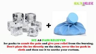 Best Hemorrhoids Cure & Treatment