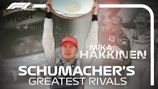 Schumacher's Greatest Rivals: Mika Hakkinen