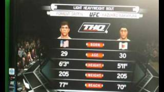 UFC Undisputed 2009 Review