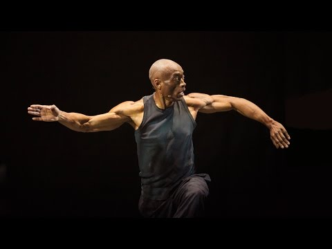 Bill T. Jones: The dancer, the singer, the cellist ... and a moment of creative magic