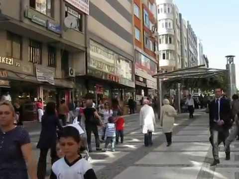 Istanbul Avcilar - Marmara Caddesi.