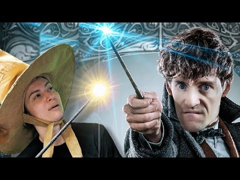 Fantastic Fail: Crimes of Grindelwald Review - Movie Podcast