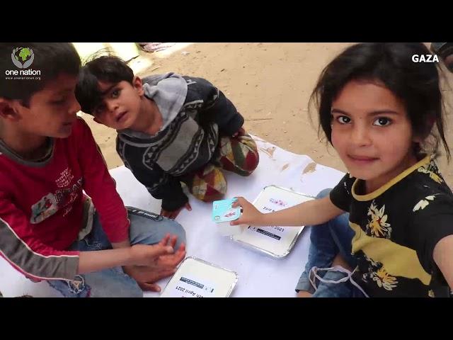 Zaid & Fahmida - Wedding Favours Gaza 14th April 2021