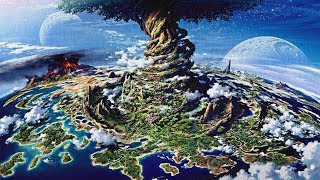 """THE ONE PIECE WORLD TREE and """"THE GREAT SHADOW"""""""