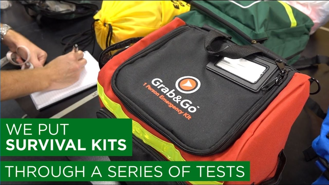 Emergency survival kits - Consumer NZ