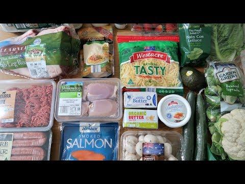 aldi-keto-grocery-haul-|-low-carb-shopping-list