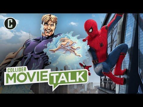 Spider-Man Homecoming 2 Villain May Be Hydro-Man - Movie Talk