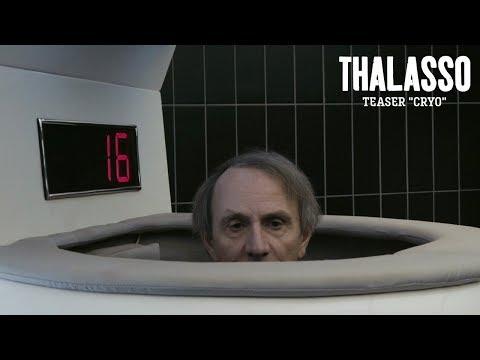 Depardieu et Houellebecq à la fraîche dans le teaser de Thalasso