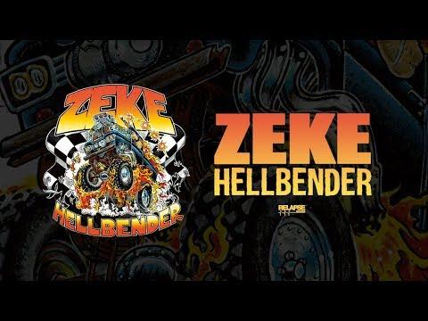 ZEKE - Hellbender [FULL ALBUM STREAM]
