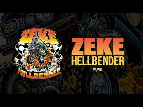 ZEKE - Hellbender [FULL ALBUM STREAM]