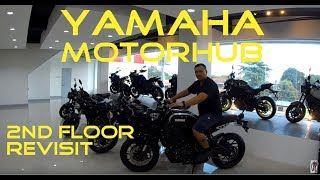 Motorcycle Shop Visit: Yamaha Motorhub 2nd floor Ulas Davao City