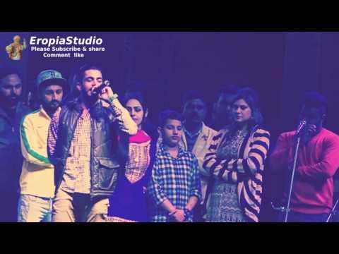 Gitaz Bindrakhia | Jordan Sandhu | Jenny Johal | Bunty Bains Live 2017 | At( ਬੱਲੋਮਾਜਰਾ ) Punjab