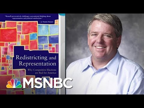 Donald Trump Aims To Boost GOP Gerrymandering Advantage With Census Pick   Rachel Maddow   MSNBC