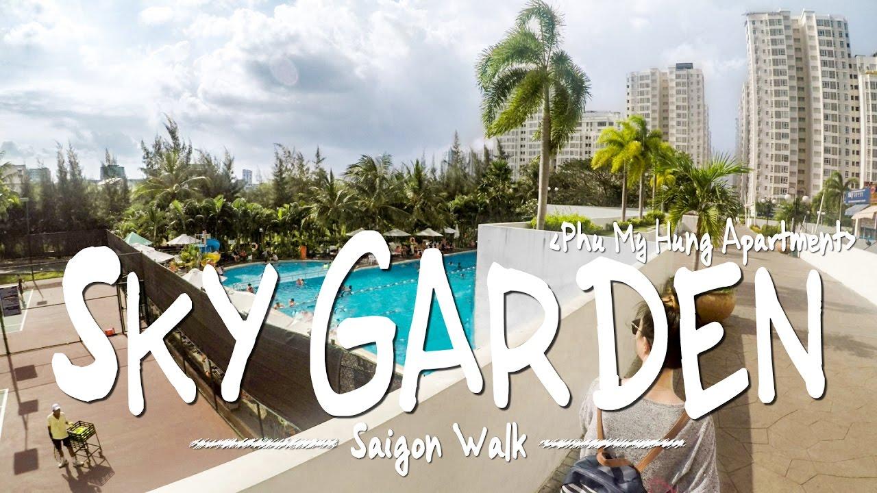 Sky Garden Walk: Saigon Walk: Phu My Hung / Sky Garden Apartment, District