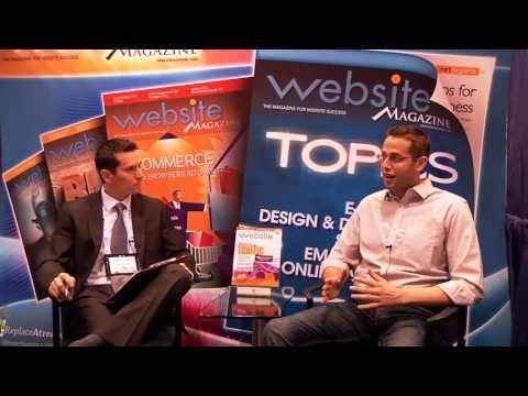 RJMetrics Interview with Jake Stein at Internet Retailer Chicago 2013